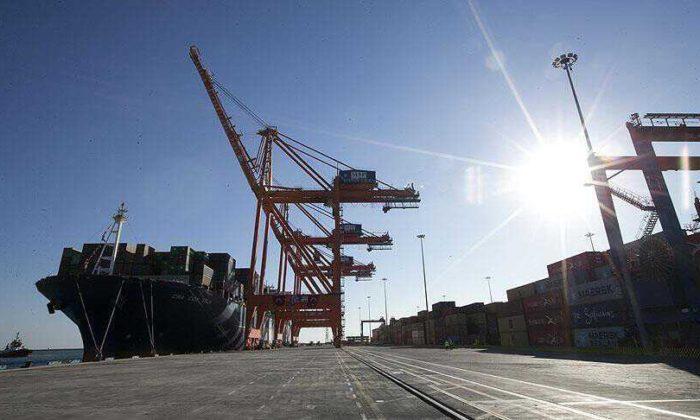 Dış ticaret imalat sektörünün sırtında