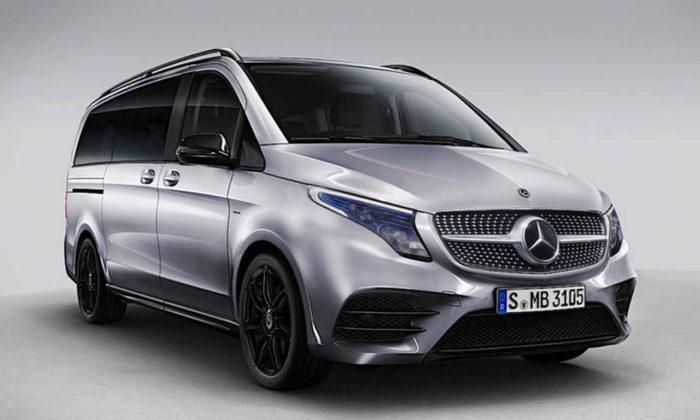 Tasarım harikası 2019 Mercedes-Benz V serisi tanıtıldı