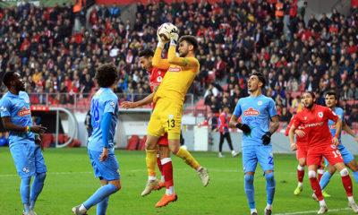 Çaykur Rizespor, Samsun'da avantajını korudu ve turladı!