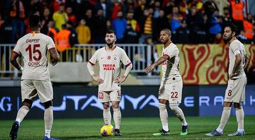 Galatasaray zirveden kopuyor!