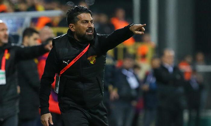 Göztepe Teknik Direktörü Palut: Galatasaray'a karşı iyi mücadele ettik