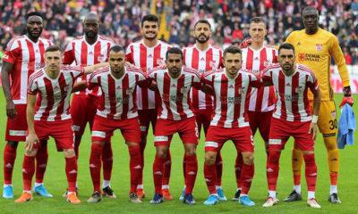 Lider Sivasspor, tarihinin en iyi deplasman performansını tekrarladı