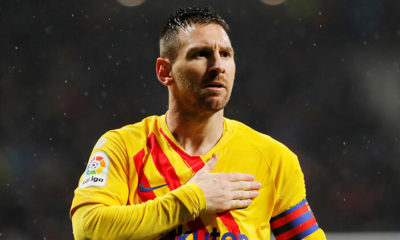 Lionel Messi'den Ronaldo yanıtı; Boşluğu dolmaz