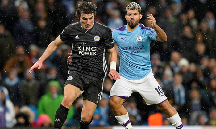 Manchester City 3-1 Leicester City