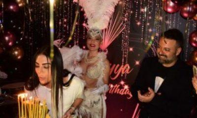 Süreyya Yalçın'a doğum günü sürprizi