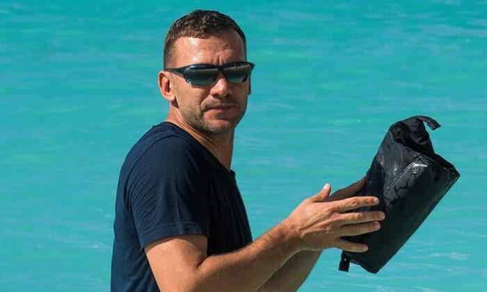 Ünlü futbolcuyu görenler hayrete düştü! Shevchenko ailesi Barbados'ta…