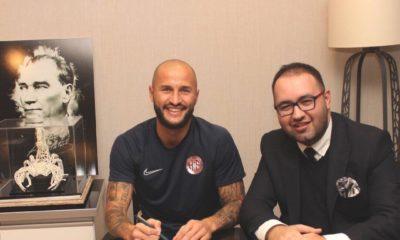Antalyaspor, Kudryashov'u transfer etti