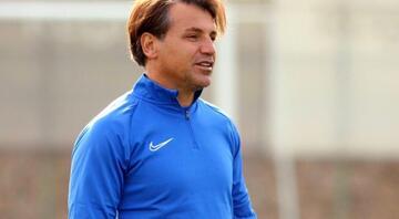 Tamer Tuna, Antalyasporda ilk antrenmanına çıktı