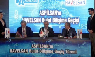 ASPİLSAN, HAVELSAN tarafından geliştirilen Bulut Bilişim Teknolojisine geçti