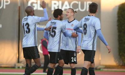 Beşiktaş 2-0 Mezokövesd-Zsory