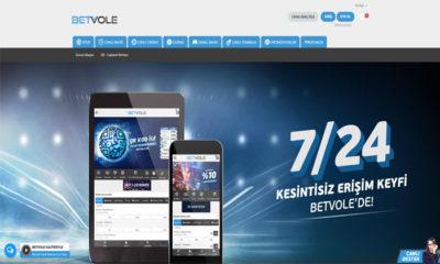 Betvole Casino ve Canlı Spor Bahis Seçenekleri