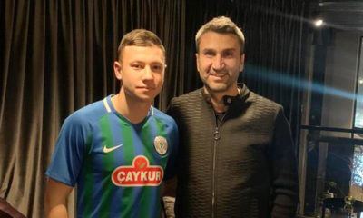 Çaykur Rizespor, Ukraynalı forvet Boriachuk ile anlaştı | Transfer Haberleri