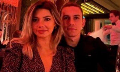 Galatasaraylı Taylan Antalyalı'nın gönlünü kaptırdığı kişi Melis Akdeniz…