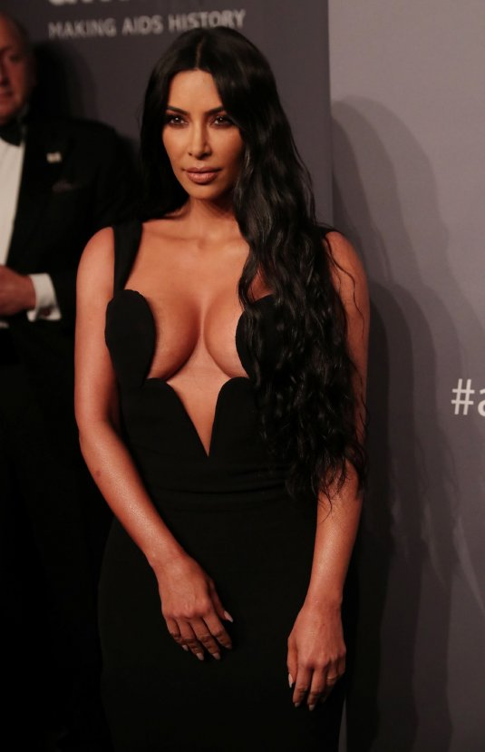 Kim Kardashian kendi firmasında staj yapacak