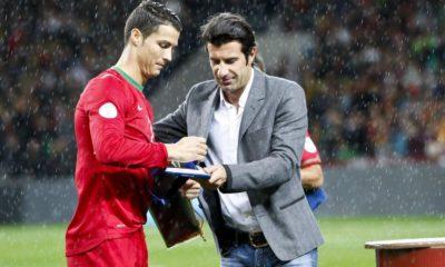 Luis Figo, Cristiano Ronaldo'nun Kobe Bryant tweetini kopyaladı