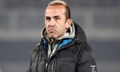 Mehmet Özdilek: 'Galatasaray'dan puan almak istiyorduk'
