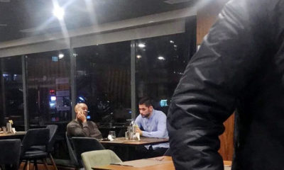 Son dakika | Trabzonspor'un yeni antrenörü Eddie Newton Trabzon'da