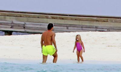 Süper baba Francesco Totti!
