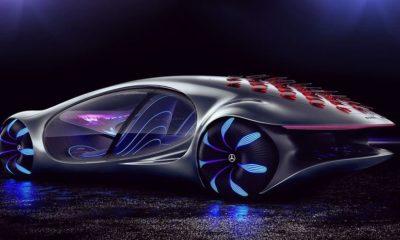 Teknoloji fuarında otomobilin işi ne?