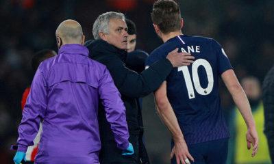 Tottenham'a büyük şok! Harry Kane'in sakatlığı…