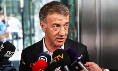 Trabzonspor Başkanı Ahmet Ağaoğlu'ndan Hüseyin Çimşir ve transfer itirafı