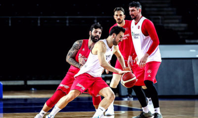 A Milli Erkek Basketbol Takımı, Hollanda maçına hazır!