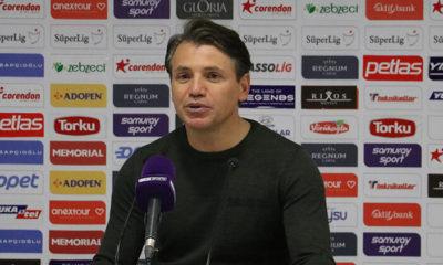 Antalyaspor Teknik Direktörü Tamer Tuna: Büyük bedeli oluyor