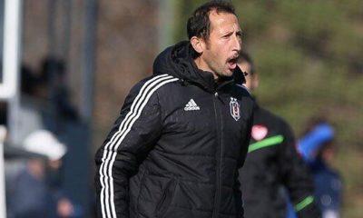 Beşiktaş'ta U19 teknik direktörü Yasin Sülün'ün görevine son verildi