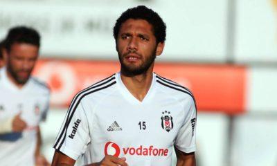 Beşiktaş'tan Elneny kararı! Sergen Yalçın yönetime iletti