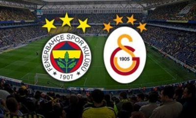Fenerbahçe – Galatasaray derbisi öncesi kriz!