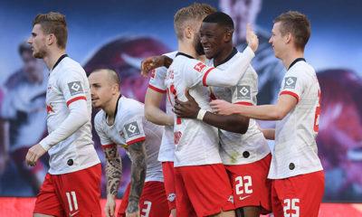 Leipzig 3-0 Werder Bremen