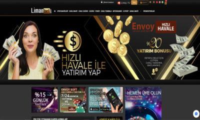 Limanbet Canlı Bahis ve Casino Sitesi