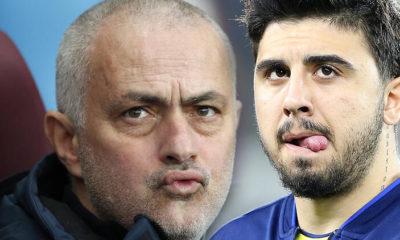 Mourinho da Ozan Tufan'a kafayı taktı! | Fenerbahçe Haberleri