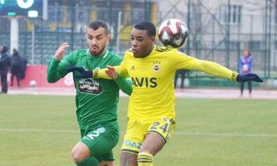 Son Dakika | Kırklarelispor – Fenerbahçe: 0-3 (Maç Özeti)