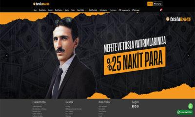 Teslabahis Canlı Bahis Sitesi ve Casino Oyunları