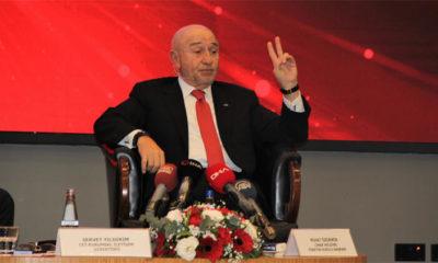 TFF Başkanı Nihat Özdemir'den İzmir'e milli maç müjdesi