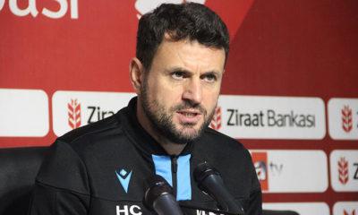 Trabzonspor'da Hüseyin Çimşir'den Fenerbahçe maçı yorumu!