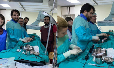 Ülkemizde geliştirilen tıbbi cihaz ile 'Akciğer Embolisine' son