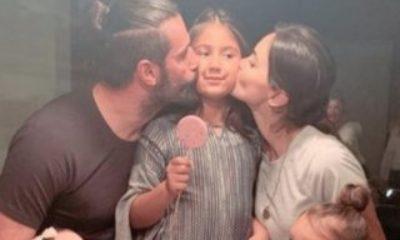 Zeynep Demirel'den Yade'ye sürpriz parti