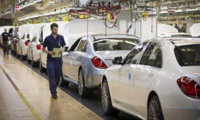 Avrupa'da üretim askıya alındı