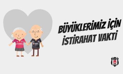 Beşiktaş'tan örnek davranış! 65 yaş ve üzerindeki üyelerine…