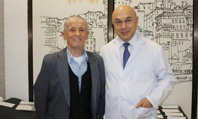 'Beyin pili tedavisi ile titremeleri sona erdi'