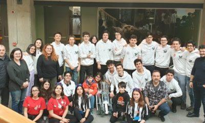 Doğa Robotik Takımı Omega, şampiyonluk yarışında
