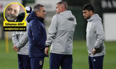 Fenerbahçe'de bir ilk! Ersun Yanal'ın yerine…