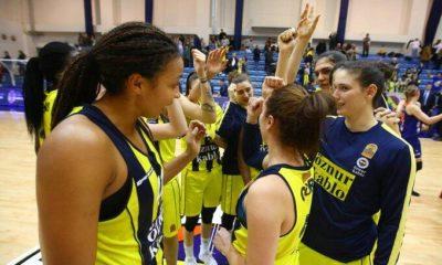 Fenerbahçe Öznur Kablo-Bourges Basket maçı koronavirüs nedeniyle seyircisiz oynanacak!