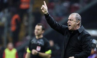 Galatasaray'da Fatih Terim, kendi rekonu kırmak istiyor!