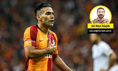 Galatasaray'da Radamel Falcao rüzgarının sırrı!
