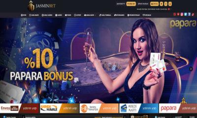 Jasminbet Online Bahis ve Casino Sitesi