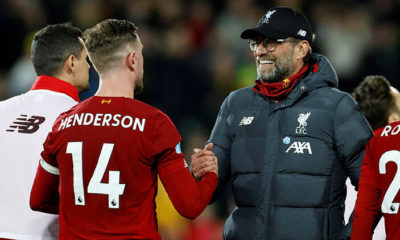 Liverpool'da Jordan Henderson sahalardan 3 hafta uzak kalacak