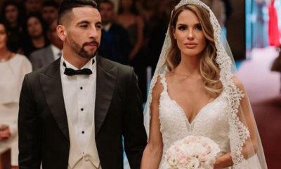 Şili basını son dakika olarak duyurdu: Fenerbahçeli Mauiricio Isla'nın evliliği bitiyor